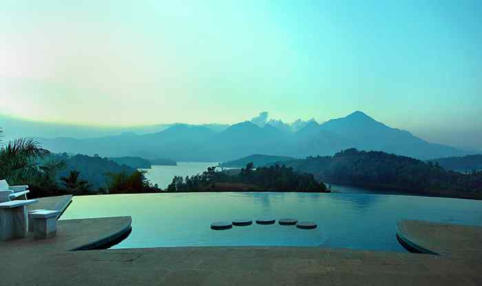 Spa resort in Wayanad - Sharoy